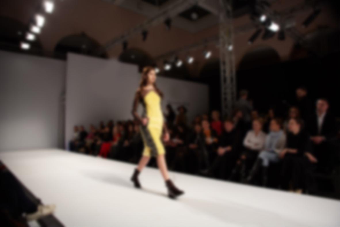 Pokazy mody organizacja